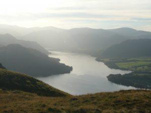 Ullswater Lake, Cumbria