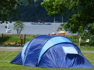 Camping in Ullswater