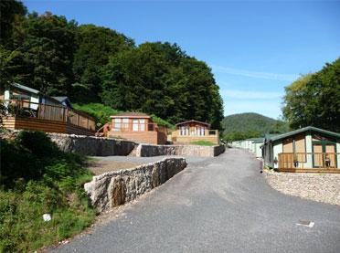 Knotts hill lodge park