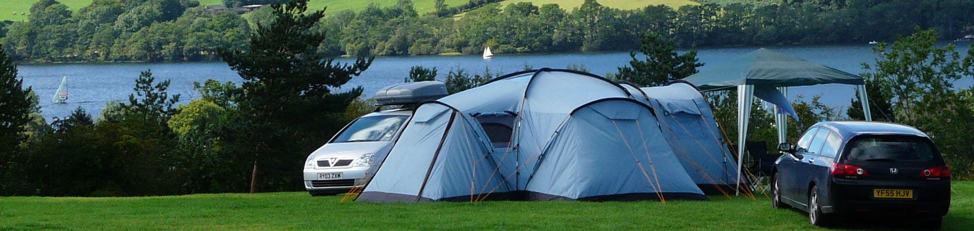 camping Ullswater