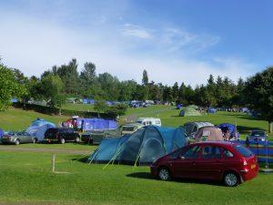 Park Foot camping