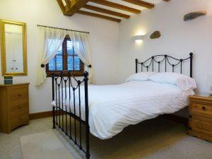 swallows farm double bedroom