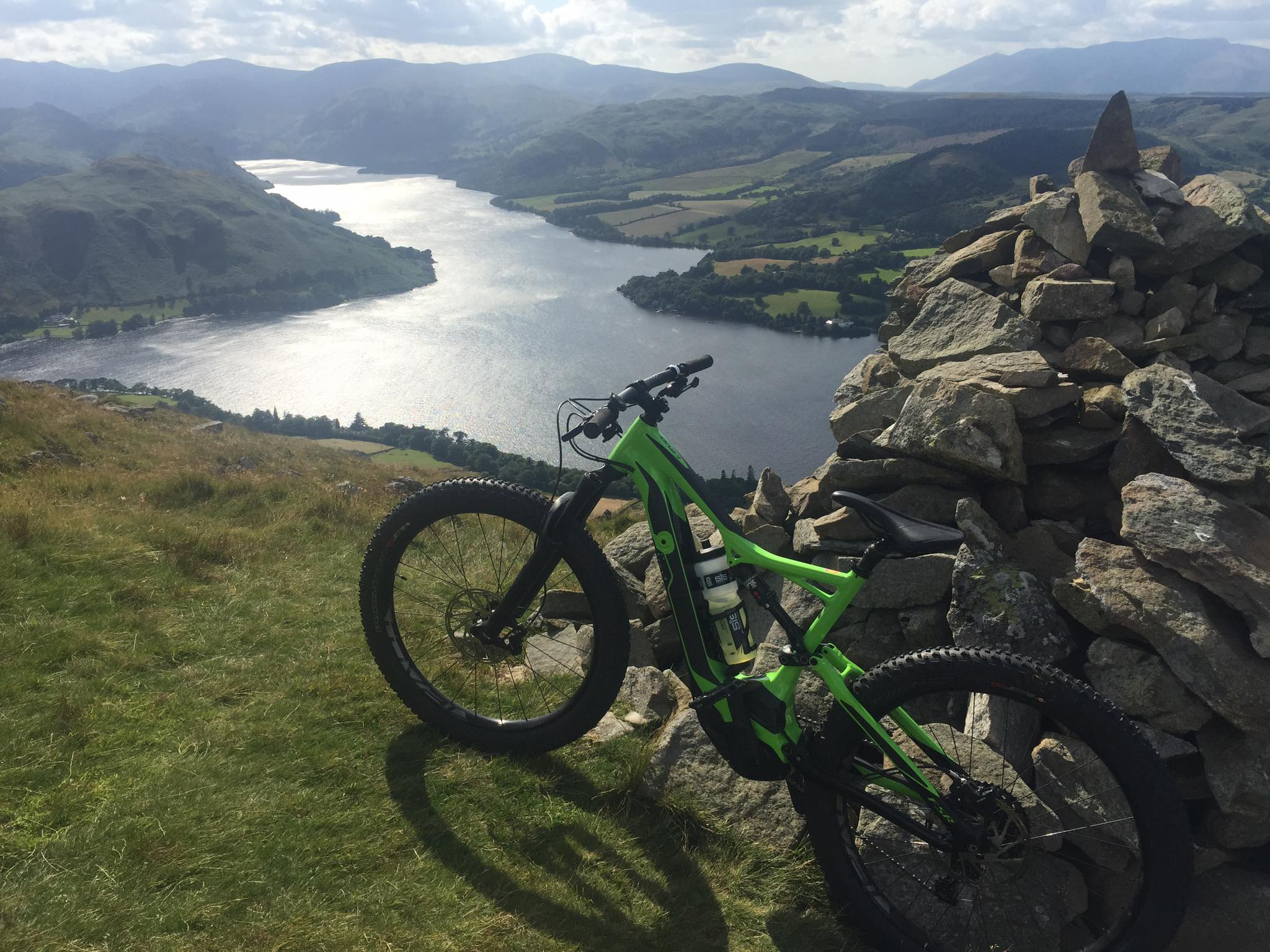Electric and Mountain Bike Hire