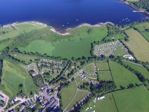 Park Foot aerial view